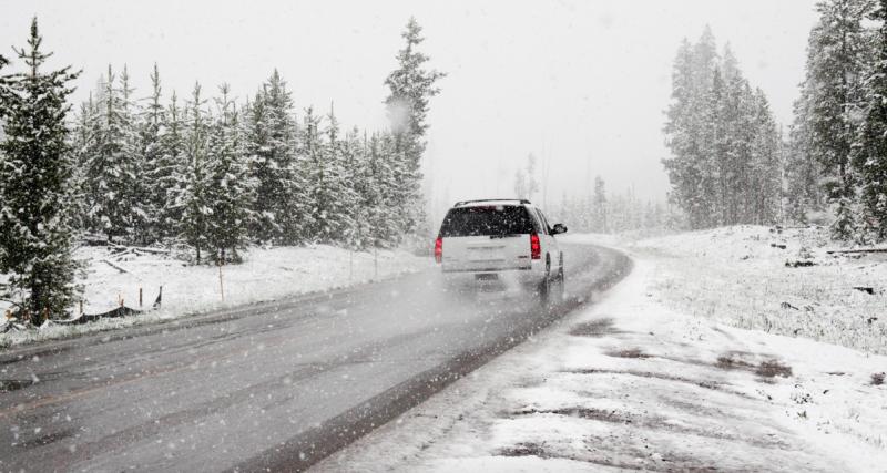 Beautiful Winter Road Trips Across The U S