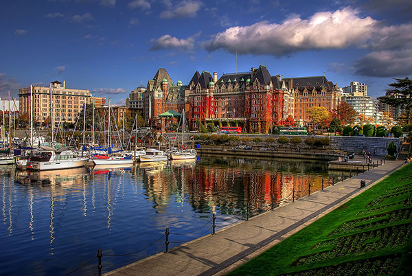 Victoria British Columbia Car Rental Cities